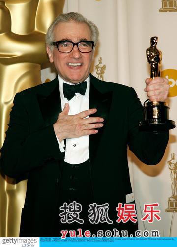 图:第60届戛纳电影节嘉宾—马丁-斯科赛斯