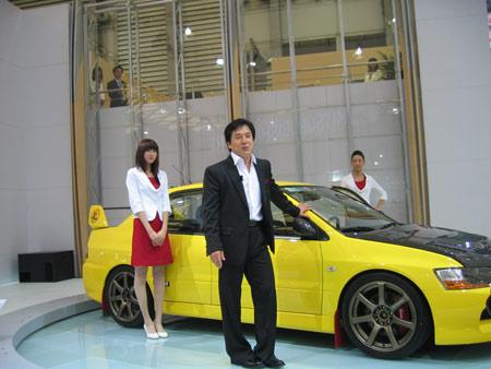 成龙代言MITSUBISHI-MOTORS