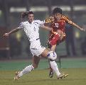 图文:中国女足3-2明星联队 刘卅破门扳平比分
