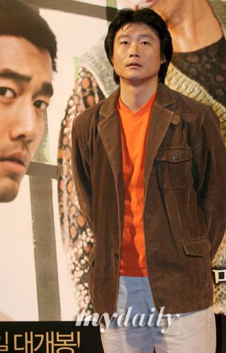 电影类最佳新人导演提名—李政范《热血男儿》