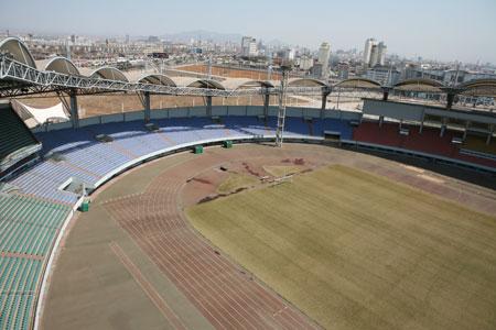 08奥运会足球赛主赛场之一