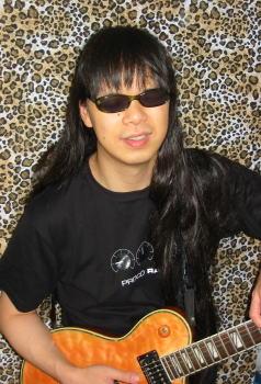 盲人吉它手 Hiroaki Tagawa 田川博晃