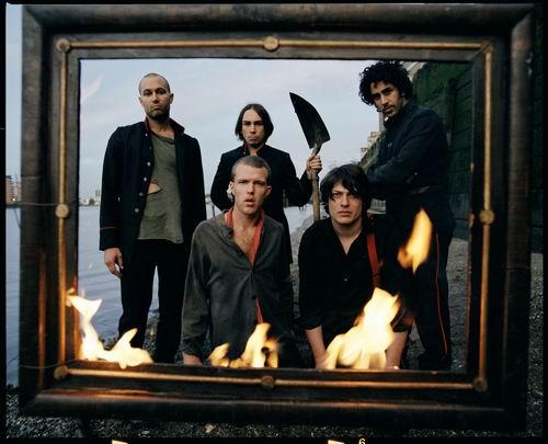 THE CRIMEA TRAGEDY ROCKS乐队