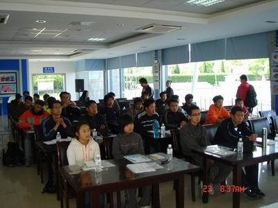 江苏省速度轮滑教练员、裁判员等级培训班开班