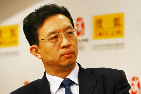 清华科技园发展中心副主任陈鸿波
