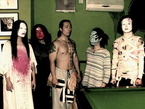零壹(Voodoo)乐队