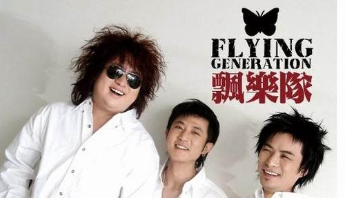 中国乐队排行榜