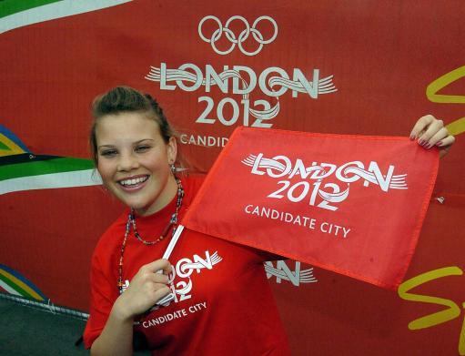 伦敦成功申办2012年夏季奥运会