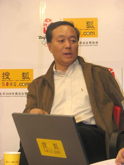 清华科技园发展中心主任梅萌