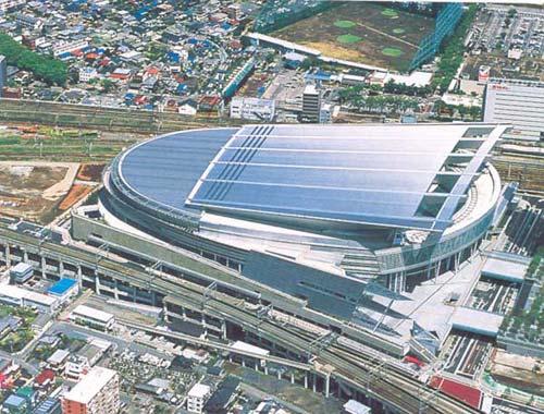 长野综合体育竞技馆