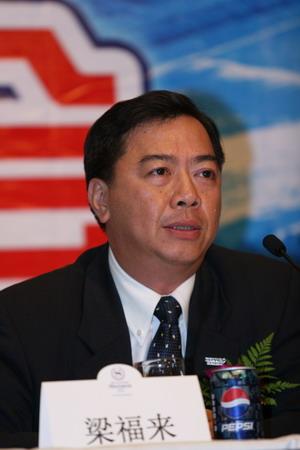 百事中国投资有限公司中西区区域副总裁梁福来