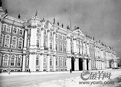 图:俄罗斯冬宫