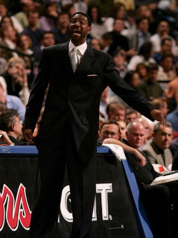米歇尔当选06-07赛季最佳教练