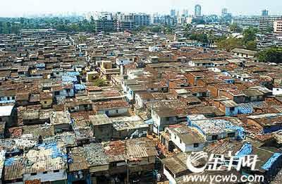 印度的贫民窟,印度政府已经推出贫民窟旅游项目。