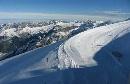 铁力士雪峰与冰川