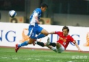 图文:[亚冠]上海申花0-0浦和 董阳暗箭难防