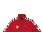 Adidas 红色运动外套