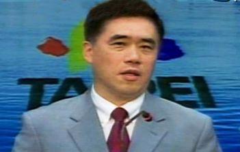 郝龙斌说,他将会亲自去迎接北京奥运圣火抵台。 (图:香港中评社)