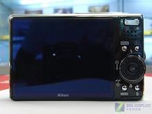 光学防抖3吋大屏 尼康卡片S50低价上市
