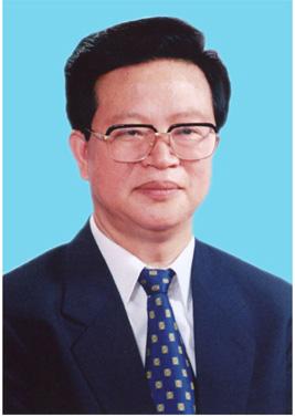 黑龙江省委书记钱运录。