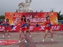 图文:[WCBA]全明星赛啦啦美女助阵