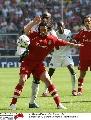 图文:[德甲]拜仁1-2汉堡 皮萨罗寸步难行