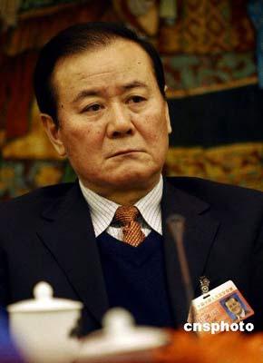 中共贵州省委书记石宗源 中新社发 刘新 摄