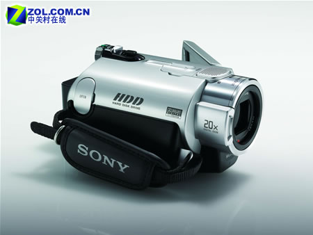 进入硬盘时代 数码摄像机介质现状分析
