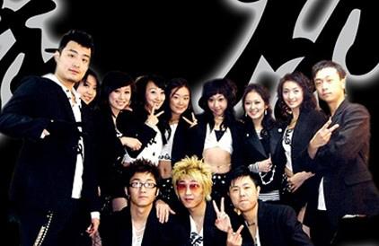 张娜拉舞团SDT集体参赛
