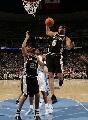 图文:[NBA]马刺胜掘金  霍里上篮