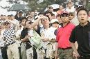 图文:北京公开赛收杆