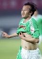 图文:[中超]北京VS辽宁 陶伟破门欣喜不已