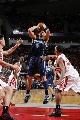 图文:[NBA]火箭vs爵士 布泽尔后仰跳投