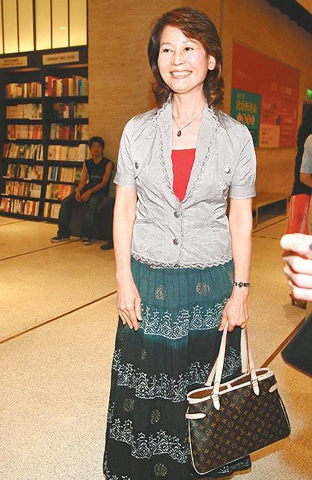 林志玲妈妈吴慈美否认在台中置产