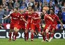 图文:欧冠利物浦VS切尔西 狂野的红军众将