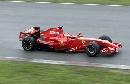 图文:[F1]西班牙测试 莱科宁连续做出最快圈速