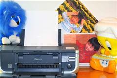 佳能腾彩PIXMAiP4300的打印生活秀