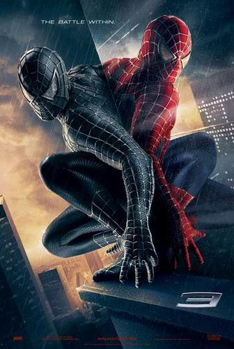 《蜘蛛侠》海报