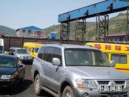 5月6日,山西临汾蒲县克城镇蒲邓煤矿抢险救援指挥部传来最新消息:图片