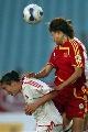 图文:[女足]中国2-1再胜加拿大 泰山压顶
