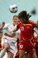 图文:[女足]中国2-1再胜加拿大 韩端争顶