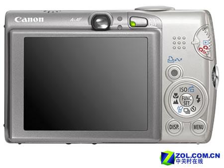 IXUS800经典延续 佳能IXUS 950 IS发布