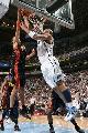 NBA图:[NBA]爵士vs勇士 布泽尔底线上篮