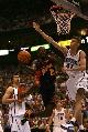 NBA图:[NBA]爵士vs勇士 理查德森突破上篮