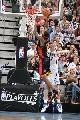 图文:[NBA]爵士vs勇士 杰克逊单手上篮