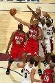 图文:[NBA]网VS骑士  杰弗森上篮