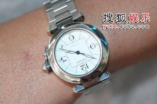 Cartier的表