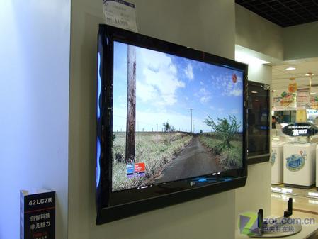 LG 32英寸超薄电视特价促销