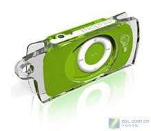 一箭双雕 iPod Shuffle保护套能开啤酒