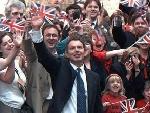 三度赢得议会选举胜利